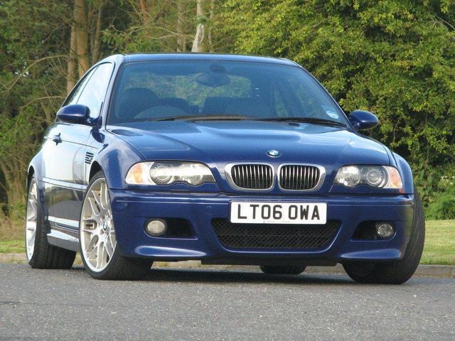 used bmw m3 2006 petrol cs 2dr 3 3 coupe blue manual for sale in turrif uk autopazar. Black Bedroom Furniture Sets. Home Design Ideas