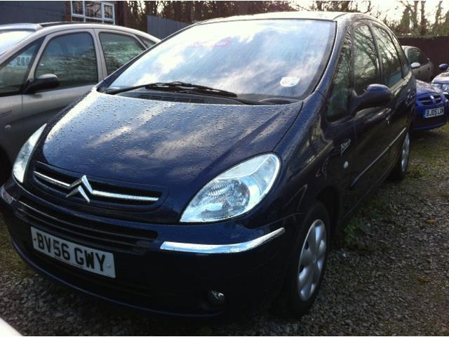 Used Citroen Xsara 2006 Blue Estate Petrol Manual for Sale
