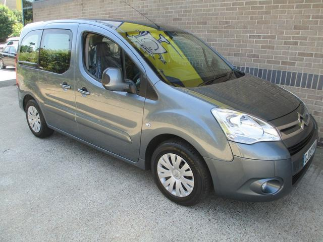 Cars For Sale Uk Norfolk: Used Citroen Berlingo 2009 Grey Paint Diesel 1.6 Hdi 90
