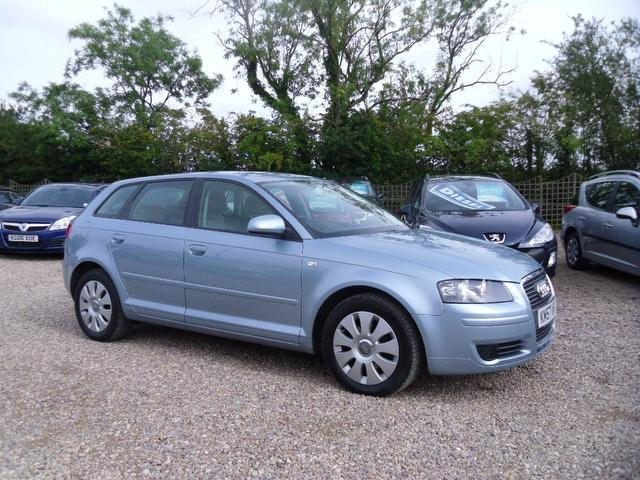 used audi a3 2007 blue paint diesel 1 9 tdi 5dr with hatchback for sale in nuneaton uk autopazar. Black Bedroom Furniture Sets. Home Design Ideas
