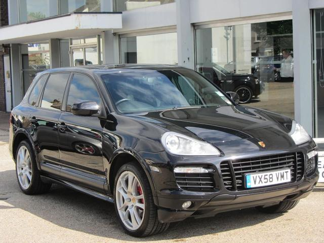 Used Porsche Cayenne 2008 Black 4x4 Petrol Automatic for Sale