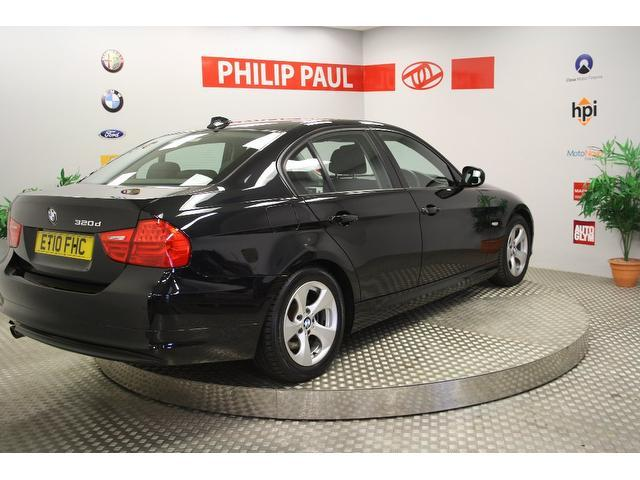 Used Bmw 3 Series 2010 Diesel 320d Efficientdynamics 4dr Saloon ...