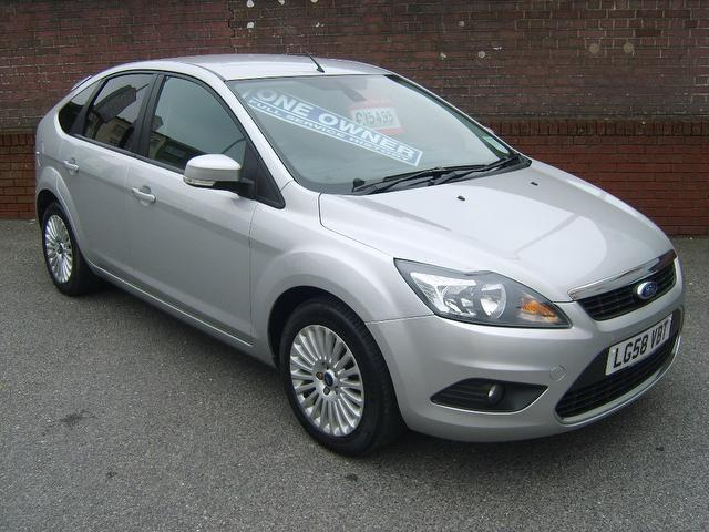 used ford focus for sale in hampshire uk autopazar. Black Bedroom Furniture Sets. Home Design Ideas