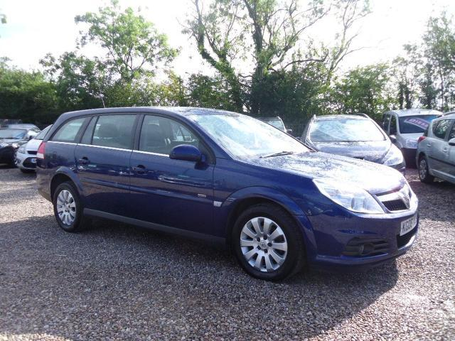 Used Vauxhall Vectra 2006 Blue Colour Diesel 1 9 Cdti