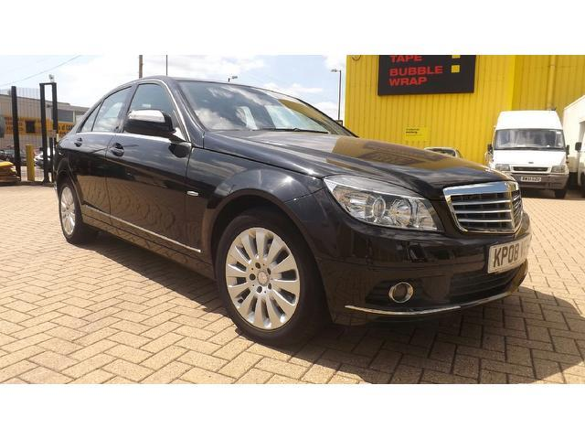 Used 2008 mercedes benz saloon class c220 cdi elegance for Used mercedes benz diesel for sale