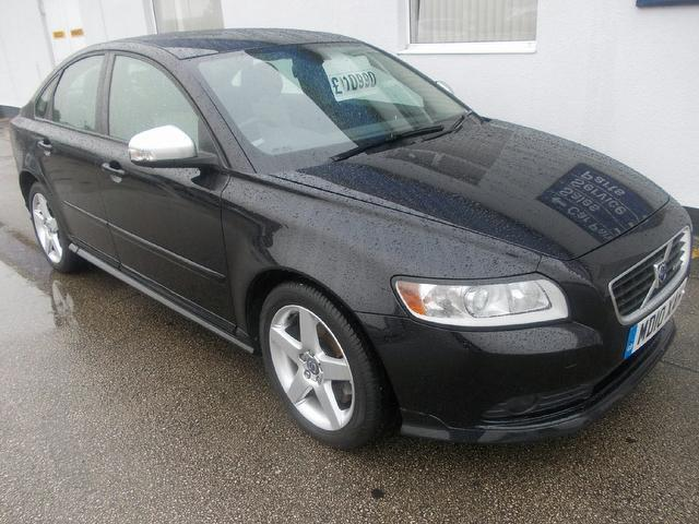 used volvo s40 2010 model r design sport diesel. Black Bedroom Furniture Sets. Home Design Ideas