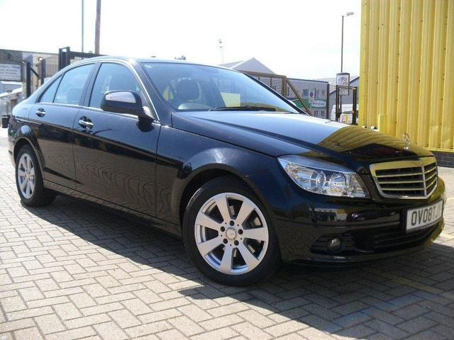 Used mercedes uk