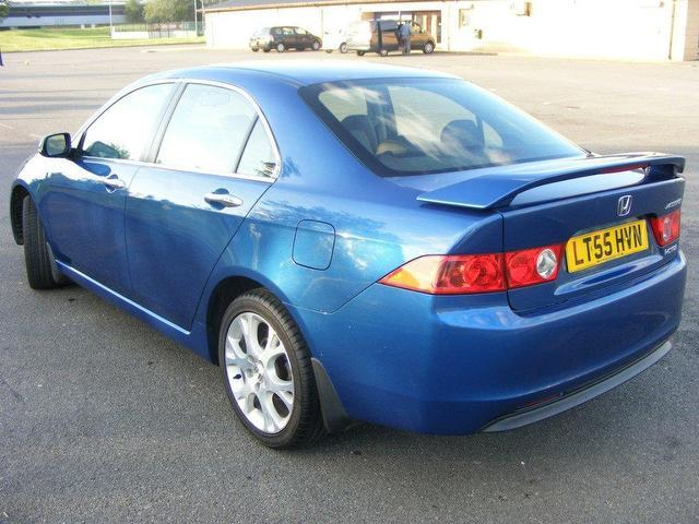 used honda accord 2005 diesel ctdi executive 4dr saloon blue manual for sale in wembley uk. Black Bedroom Furniture Sets. Home Design Ideas