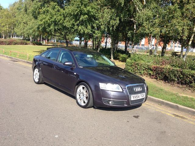 Used Audi A6 2005 Grey Saloon Diesel Manual for Sale