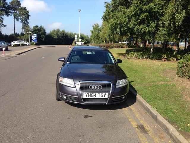Used Audi A6 2.0 Tdi Se 4 Door Saloon Grey 2005 Diesel for Sale in UK