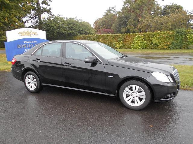 Used Mercedes Benz 2009 Black Saloon Diesel Automatic for Sale
