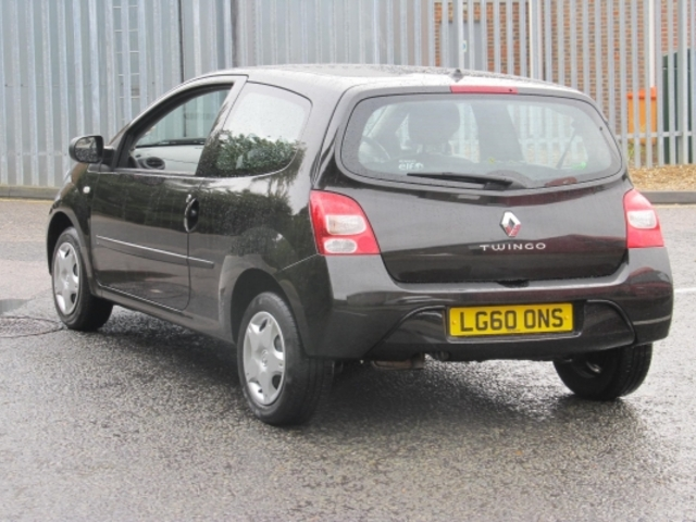 Used Renault Twingo  Black 2010 Petrol for Sale in UK