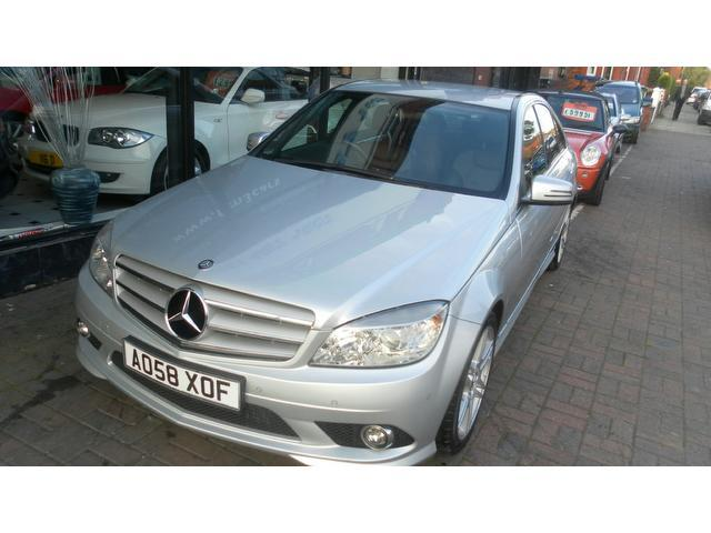 Used Mercedes Benz 2008 Silver Saloon Diesel Automatic for Sale