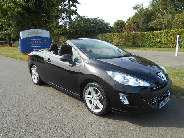 Used Peugeot 308 Convertible For Sale Uk Autopazar