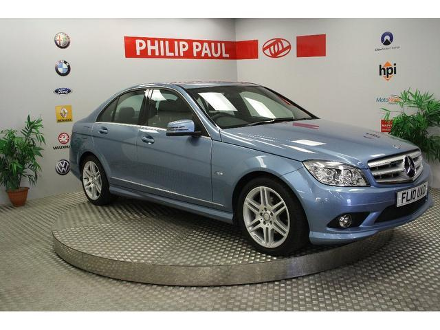 Used mercedes benz 2010 automatic petrol class c180 cgi for Used mercedes benz sale