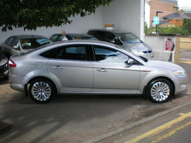 used ford mondeo 2008 diesel 2 0 tdci titanium x hatchback silver manual for sale in gravesend. Black Bedroom Furniture Sets. Home Design Ideas