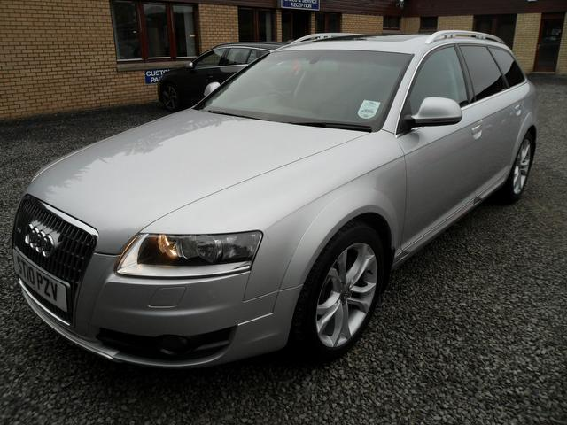 Used Audi Allroad 2010 Silver Estate Diesel Automatic for Sale