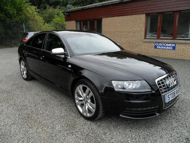 Used 2008 Audi S6 Saloon Fsi Quattro 4dr Tip Petrol For