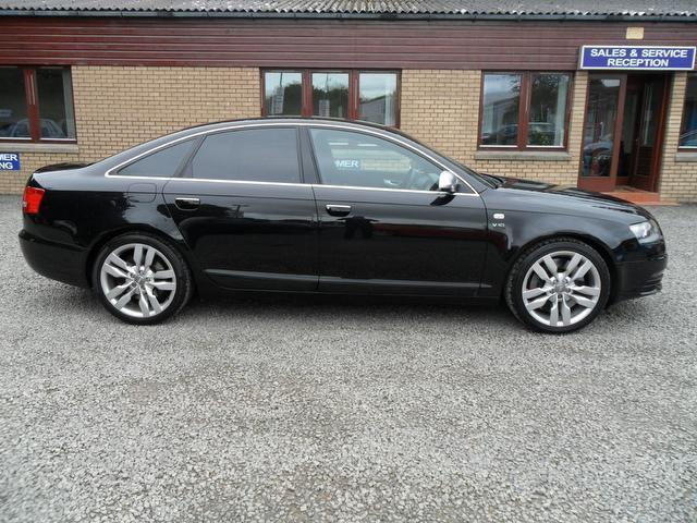 used 2008 audi s6 saloon fsi quattro 4dr tip petrol for sale in inveralmond place uk autopazar. Black Bedroom Furniture Sets. Home Design Ideas