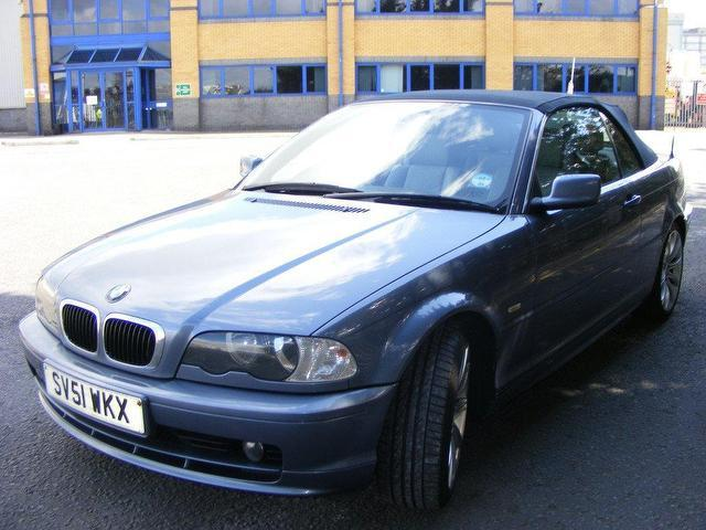 used bmw 3 series 2001 petrol 325 ci 2dr convertible blue manual for sale in wembley uk autopazar. Black Bedroom Furniture Sets. Home Design Ideas