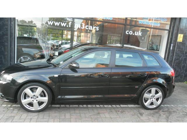 Used Cars Stockport >> Used Audi A3 2006 Petrol 2.0 T Fsi S Hatchback Black Edition For Sale In Stockport Uk - Autopazar