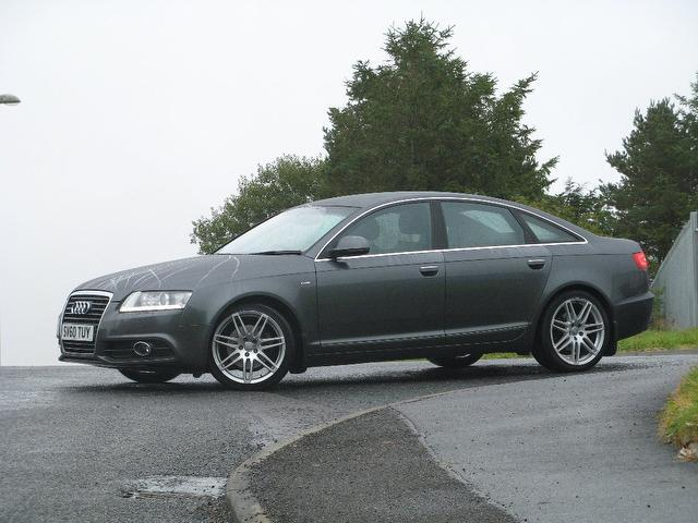 used audi a6 car 2010 grey diesel 2 0 tdi 170 s saloon for sale in turrif uk autopazar. Black Bedroom Furniture Sets. Home Design Ideas