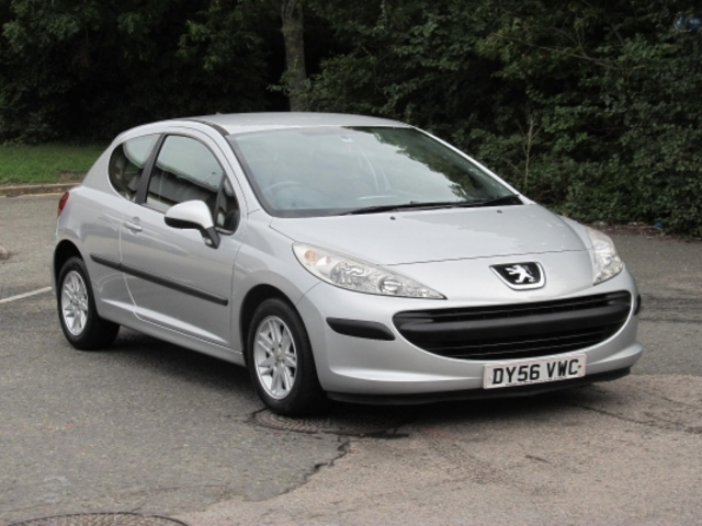 Used Peugeot 207 2006 Silver  Petrol Manual for Sale