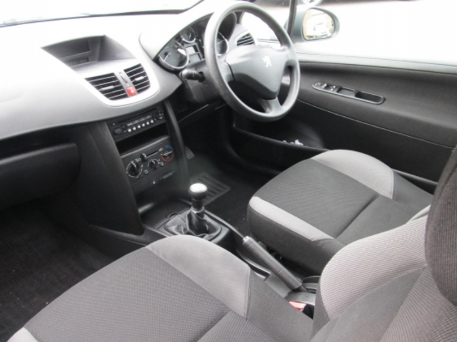 Used Peugeot 207  Silver 2006 Petrol for Sale in UK