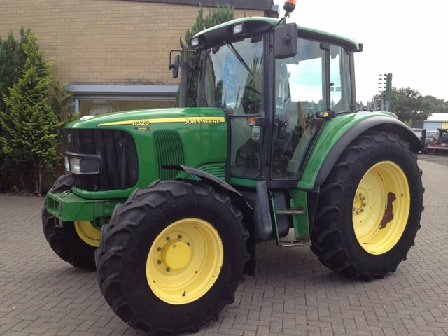 Used John Deere 6320 2007     for Sale