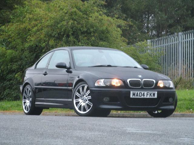 Used Bmw M3 2004 Black Coupe Petrol Automatic for Sale