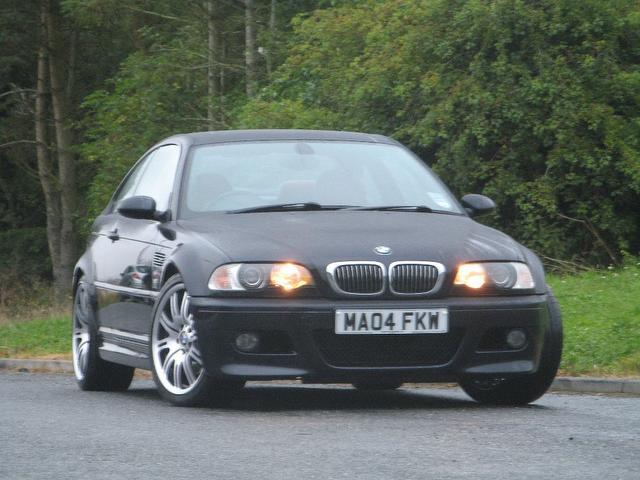 Used Bmw M3 2 Door Smg Auto 3.2 Coupe Black 2004 Petrol for Sale in UK