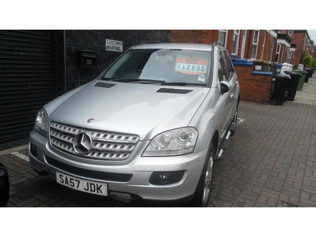 Used Mercedes Benz 2007 Silver 4x4 Diesel Automatic for Sale