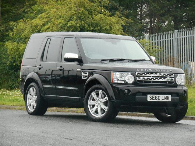 used land rover discovery 2010 diesel 3 0 tdv6 gs 4x4 black edition for sale in turrif uk. Black Bedroom Furniture Sets. Home Design Ideas