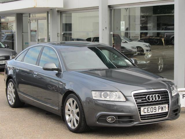 Used Audi A6 2009 Grey Saloon Diesel Automatic for Sale
