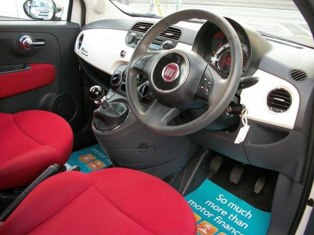 2009 Fiat 500 Technical Specifications and data. Engine ...