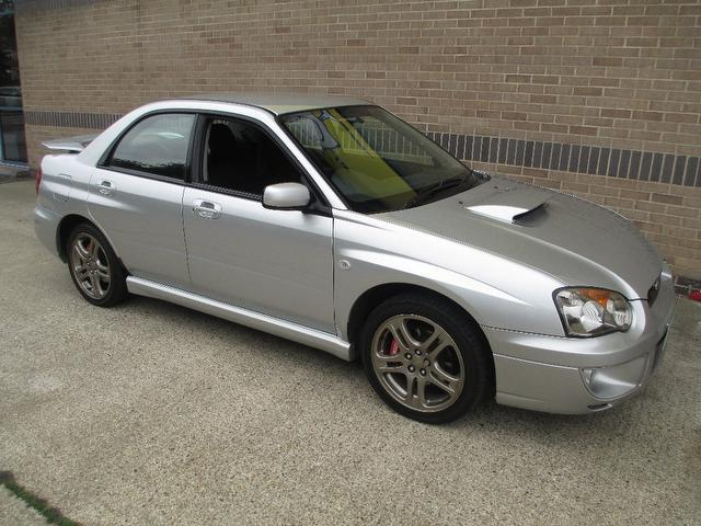 Used 2005 Subaru Impreza Saloon 2.0 Wrx Awd Turbo Petrol For Sale In Norwich Uk - Autopazar
