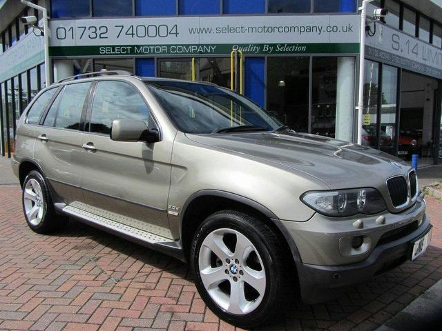 used bmw x5 2004 diesel sport 5dr auto 4x4 green automatic for sale in sevenoaks uk autopazar. Black Bedroom Furniture Sets. Home Design Ideas