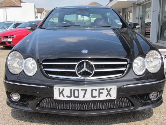 Used 2007 mercedes benz coupe 320 cdi sport 2dr diesel for for Mercedes benz 320 cdi for sale