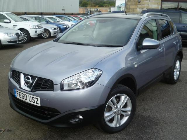 Used Nissan Qashqai For Sale In Penzance Uk Autopazar