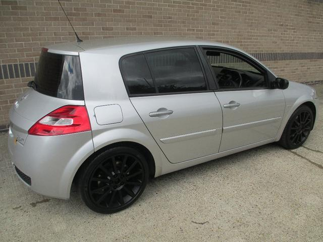 Used Renault Megane 2.0 Dci 175 Renaultsport Hatchback Silver 2007 Diesel for Sale in UK