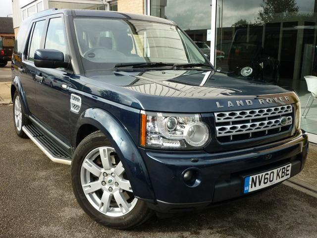used land rover discovery 2011 model 3 0 tdv6 xs diesel 4x4 blue for sale in wakefield uk. Black Bedroom Furniture Sets. Home Design Ideas