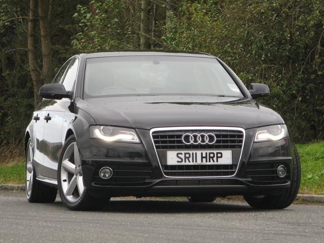 used 2006 audi a4 saloon brown edition 2 0 tdi s line. Black Bedroom Furniture Sets. Home Design Ideas