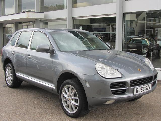 Used Porsche Cayenne 2006 Silver 4x4 Petrol Automatic for Sale