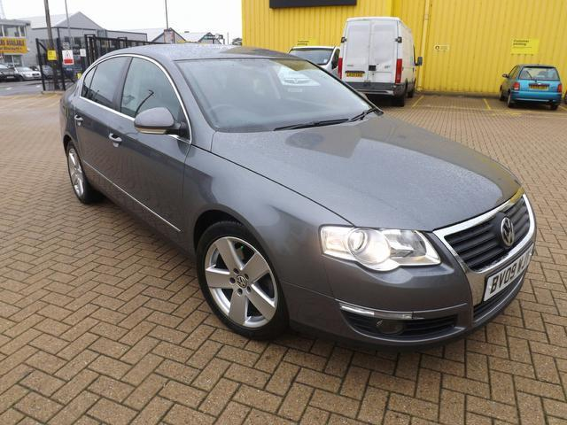 used volkswagen passat car 2009 grey diesel 2 0 sport tdi 4 door saloon for sale in portsmouth. Black Bedroom Furniture Sets. Home Design Ideas