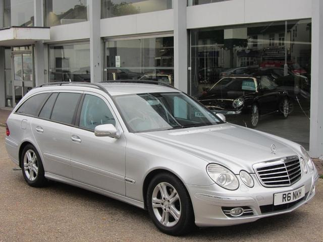Used mercedes benz 2006 diesel class e220 cdi avantgarde for Mercedes benz for sale uk