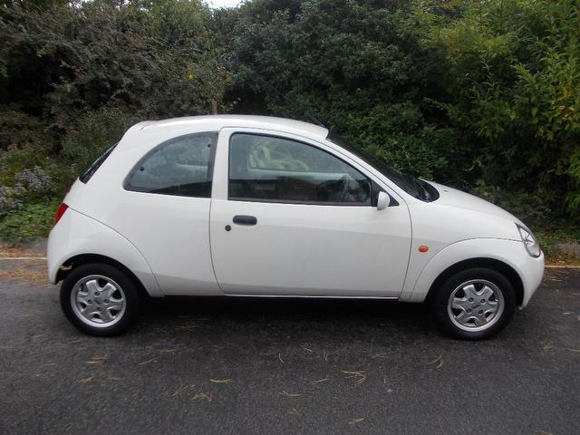 Used Ford Ka  Door New Mot Hatchback White  Petrol For Sale