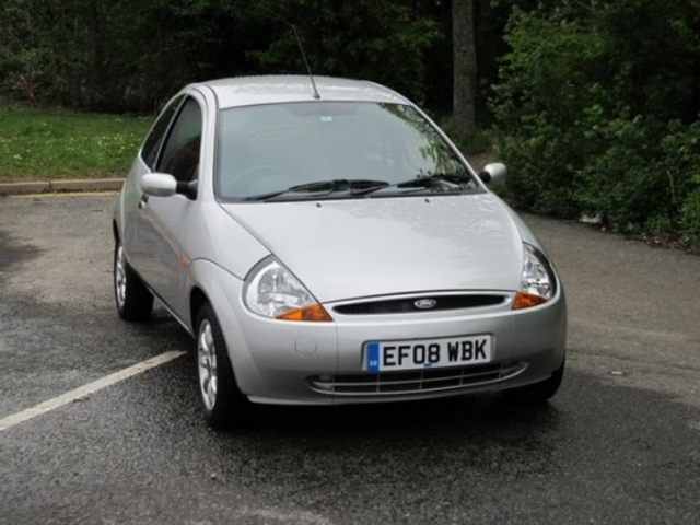 Used Ford Ka 2008 Unleaded Silver Manual For Sale In Epsom Uk