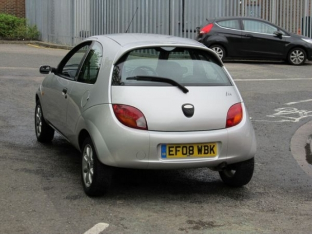 used ford ka 2008 unleaded silver manual for sale in epsom uk autopazar. Black Bedroom Furniture Sets. Home Design Ideas
