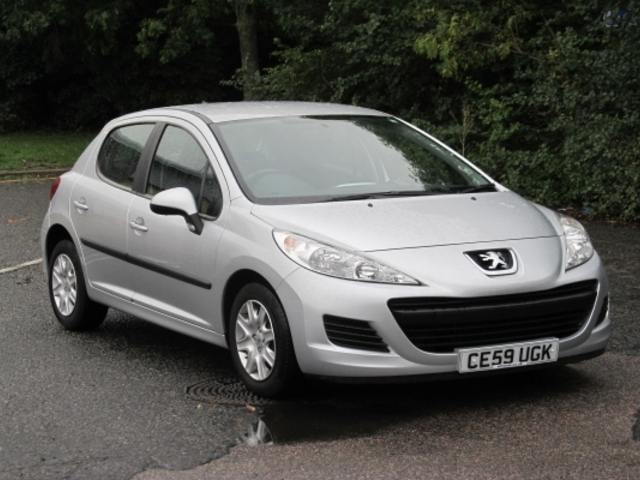 Used Peugeot 207 2009 Silver  Petrol Manual for Sale