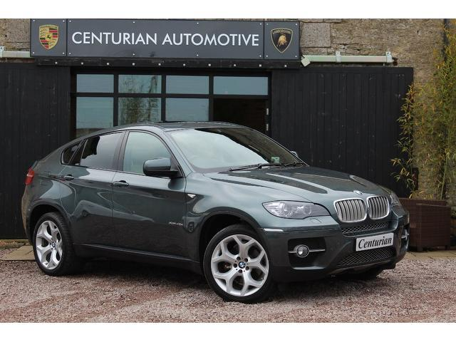 Used Bmw X6 2011 Grey 4x4 Diesel Automatic for Sale